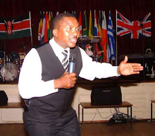 ..SHAME: Apostle James Ng'ang'a - Drunk, Crazy and Disorderly!..