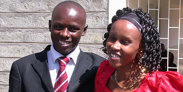 ...Tragedy behind Wanjiru's smile ...  (3/3)